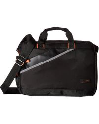 Hedgren - Firm Network Crossbody Rfid (black) Cross Body Handbags - Lyst