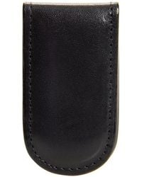 Bosca - Old Leather Collection - Magnetic Money Clip (dark Brown Leather) Wallet - Lyst