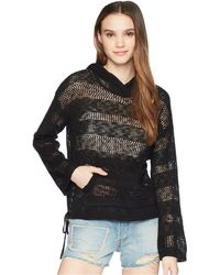 Billabong - To The Limit Sweater (black) Women's Sweater - Lyst