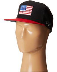 Billabong - Native Snapback Hat (usa 1) Caps - Lyst