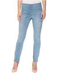 NYDJ - Alina Pull-on Ankle In Clean Dreamstate (clean Dreamstate) Women's Jeans - Lyst