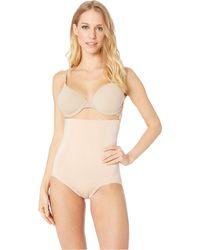Spanx - Oncore High-waisted Brief (very Black) Women's Underwear - Lyst