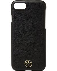 Tory Burch - Robinson Hard-shell Case For Iphone 7 - Lyst