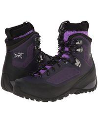 Arc'teryx - Bora Mid Gtx (raku/lupine) Women's Shoes - Lyst