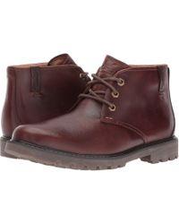 Dunham - Royalton Chukka Waterproof (brown) Men's Shoes - Lyst
