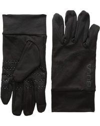 Bula - Vega Gloves (solid Black) Liner Gloves - Lyst