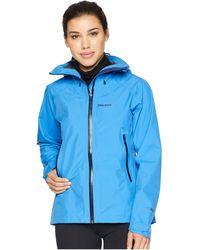 Marmot - Knife Edge Jacket (black) Women s Jacket - Lyst 125c0be1f