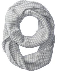 The North Face - Purrl Stitch Scarf - Lyst