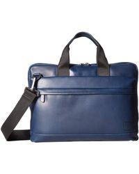 Knomo - Barbican Foster Laptop Briefcase (pheonix Blue) Briefcase Bags - Lyst