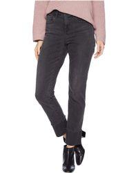 NYDJ - Sheri Slim Ankle W/ Wide Cuff In Olympic (olympic) Women's Jeans - Lyst