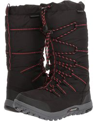 Baffin - Escalate (black/red) Women's Shoes - Lyst