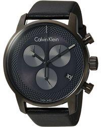 CALVIN KLEIN 205W39NYC - City Watch - K2g177c3 - Lyst