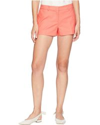 MICHAEL Michael Kors - Classic Mini Shorts (coral Peach) Women's Shorts - Lyst