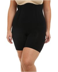 Spanx | Plus Size Oncore High-waist Mid-thigh | Lyst