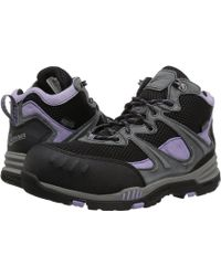 Danner - Springfield Non-metallic Safety Toe (gray/lavender) Women's Shoes - Lyst