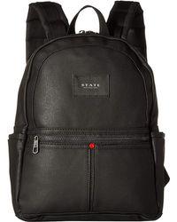 State Bags - Coated Canvas Mini Kane Backpack (black) Backpack Bags - Lyst