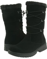 38bb816f0a9e Tundra Boots - Lacie (black) Women s Cold Weather Boots - Lyst