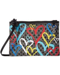 Brighton - Initially Yours Heartburst Pouch - Lyst