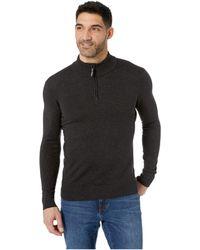 Smartwool - Sparwood 1/2 Zip Sweater (scarab Heather) Men's Sweater - Lyst