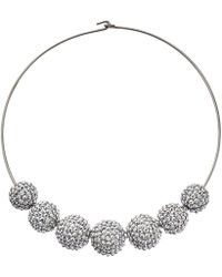 Kenneth Jay Lane   8042Nsc Necklace   Lyst