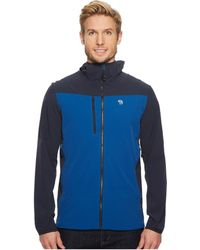 Mountain Hardwear | Super Chockstone Hooded Jacket | Lyst