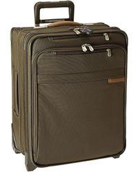 Briggs & Riley - Baseline International Carry-on Wide Body Upright - Lyst