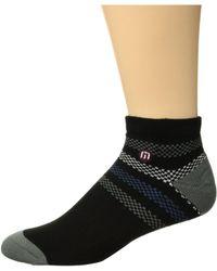 Travis Mathew - Splash (black) Men's Crew Cut Socks Shoes - Lyst