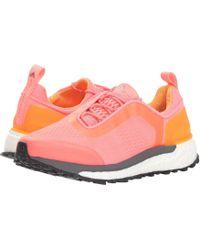 8fdd505e2 adidas By Stella McCartney - Supernova Trail (turbo F11 footwear White  granite)