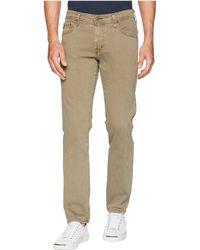 AG Jeans - Tellis Modern Slim Leg Denim In Sulfur Canyon Moss (sulfur Canyon Moss) Men's Jeans - Lyst