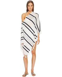 Letarte | Striped Topper W/ Tassels | Lyst