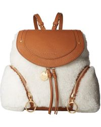 See By Chloé - Olga Large Shearling - Lyst