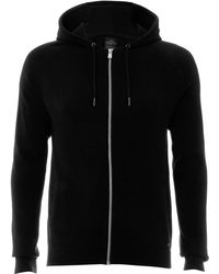 Threadbare - Hampton Knitted Hoody - Lyst