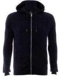 Threadbare - Hampton Knitted Hoody - Lyst