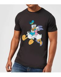 89f62bc7 Gucci Donald Duck Patch Cotton Jersey T-shirt in White for Men - Lyst