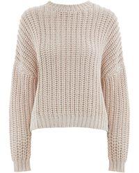 Zimmermann - Radiate Braid Sweater - Lyst