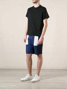 Neil Barrett Loose Fit Tshirt - Lyst
