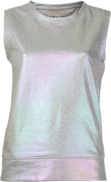 Giambattista Valli Iridescent Tank Top - Lyst