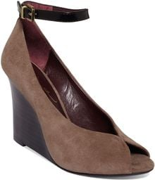 Report Signature Londyn Platform Pumps - Lyst