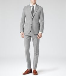 Reiss Como Wool Two Piece Suit - Lyst