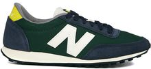 New Balance Green 410 Heritage Trainers - Lyst