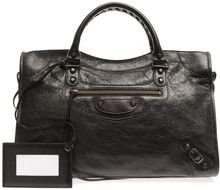 Balenciaga Classic City Leather Tote - Lyst