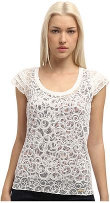 Just Cavalli tops sleeveless tops - Lyst