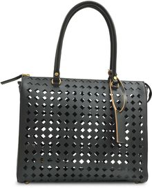 Marni Perforated Tote Bag - Lyst