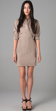 Theory Giania Dress - Lyst