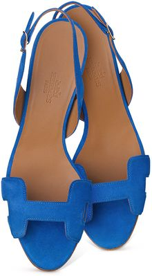 Hermes Night Sandal - Lyst