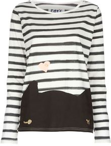 Cats By Tsumori Chisato Long-sleeved Top - Lyst