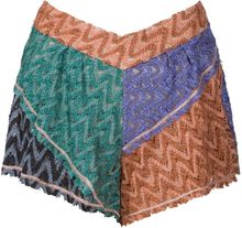 Missoni Tamigi Lurex Shorts - Lyst