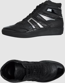 Raphael Young High Top Sneakers - Lyst