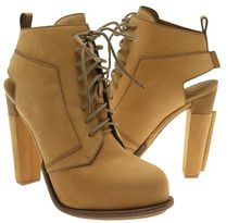 Alexander Wang Dakota Suede Lace-up Boots - Lyst