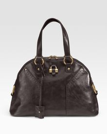 Saint Laurent Ysl Large Muse Handbag - Lyst